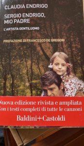 «Sergio Endrigo, mio padre». È uscita la seconda edizione