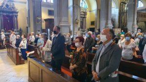 Rovigno. Festa della Città: Messa in italiano, fiera e… arte